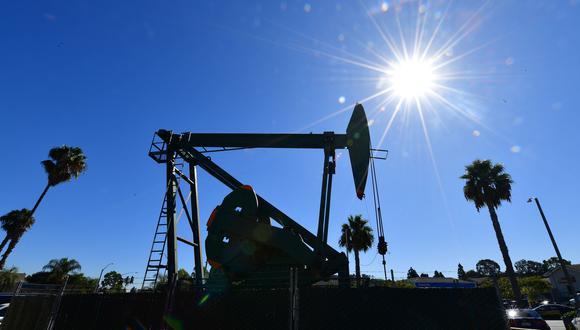 Petróleo. (Foto: AFP)