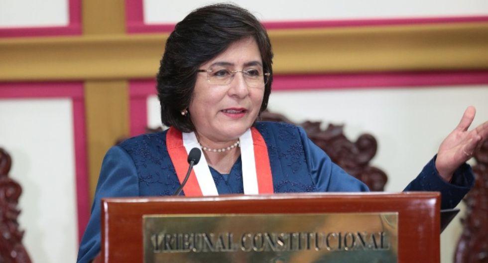 """""""El presidente puede reducir los sueldos a altos funcionarios"""", asegura Marianella Ledesma"""