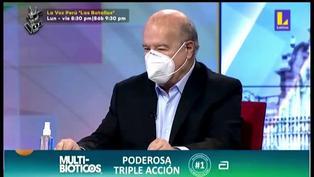"""Hernando de Soto: """"Las metas de Castillo se pueden cumplir con la actual Constitución"""" (VIDEO)"""