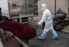 EE.UU. registra la cifra más alta de muertes por COVID-19 en un día desde abril