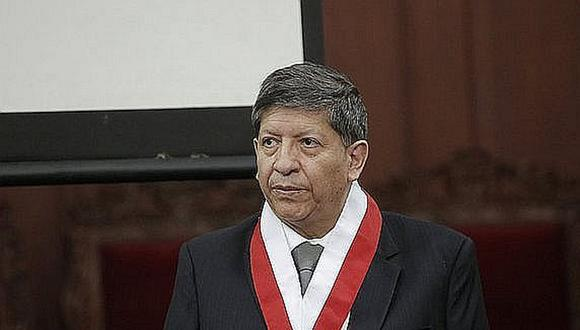 Carlos Ramos (Foto: Correo)