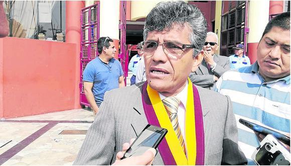 Humberto Ortiz admite que fue un error no rendir cuentas