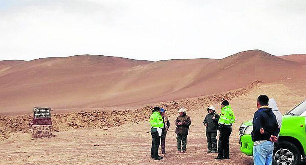 Aumentan vigilancia en la Reserva Nacional de Paracas