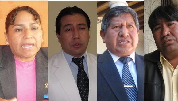 Alcaldes de distritos metropolitanos jalados en gasto
