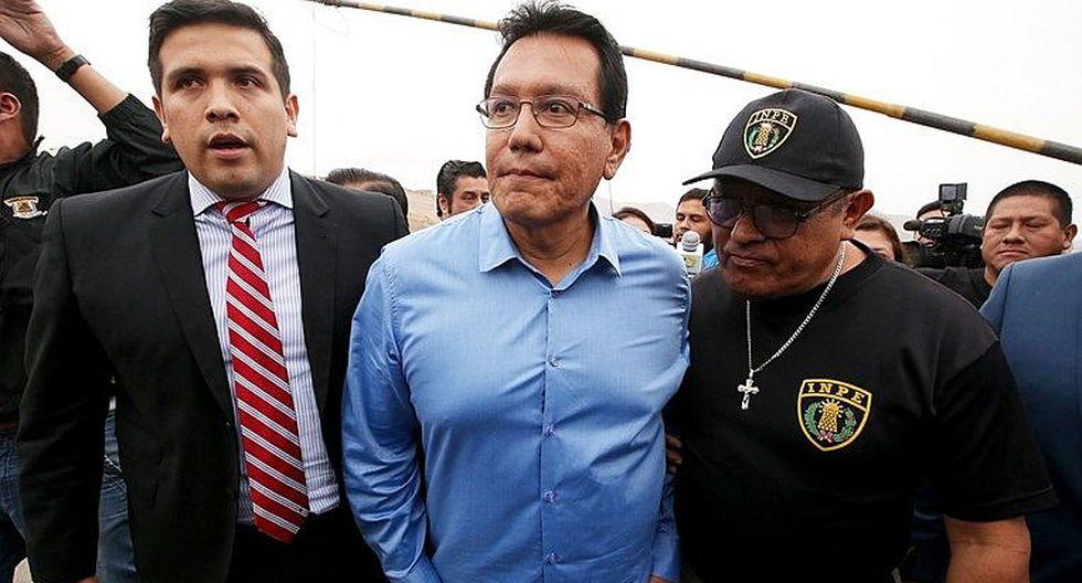 Caso Odebrecht: Poder Judicial rechazó el pedido de prisión preventiva para Félix Moreno