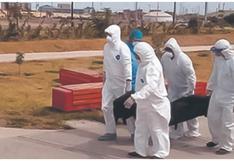 Áncash: Reportan 174 muertes en primeros días de mayo