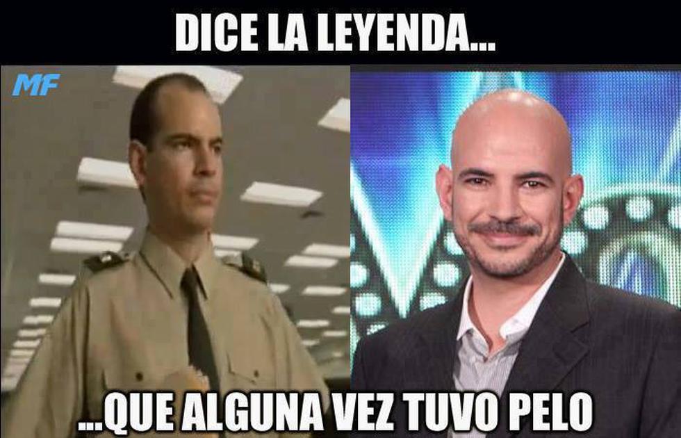 Mira los graciosos 'memes' de Ricardo Morán