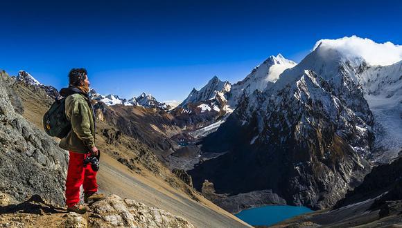 Áncash: Confirman desaparición de cuatro turistas extranjeros en Cordillera Huayhuash
