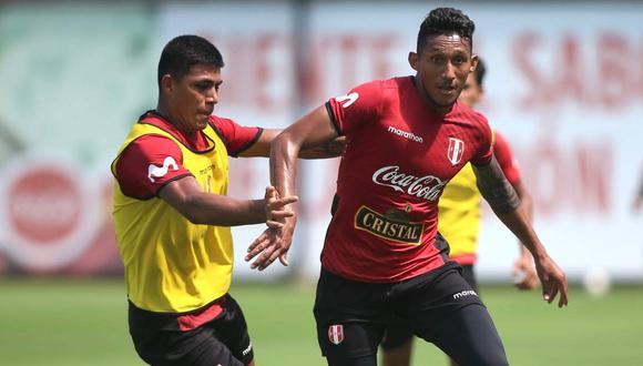 La selección peruana concluyó el segundo microciclo en la Videna. (Foto: FPF)