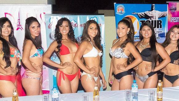 Seis bellas señoritas se disputan Miss Boca del Río 2017