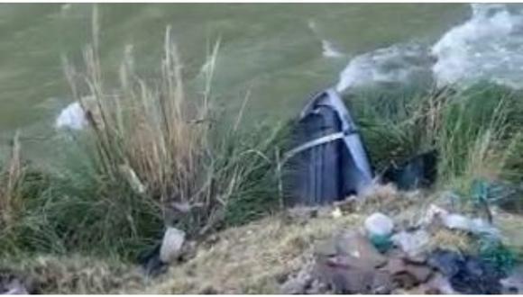 Menor muere en accidente en Jauja.   Foto: Cortesía.