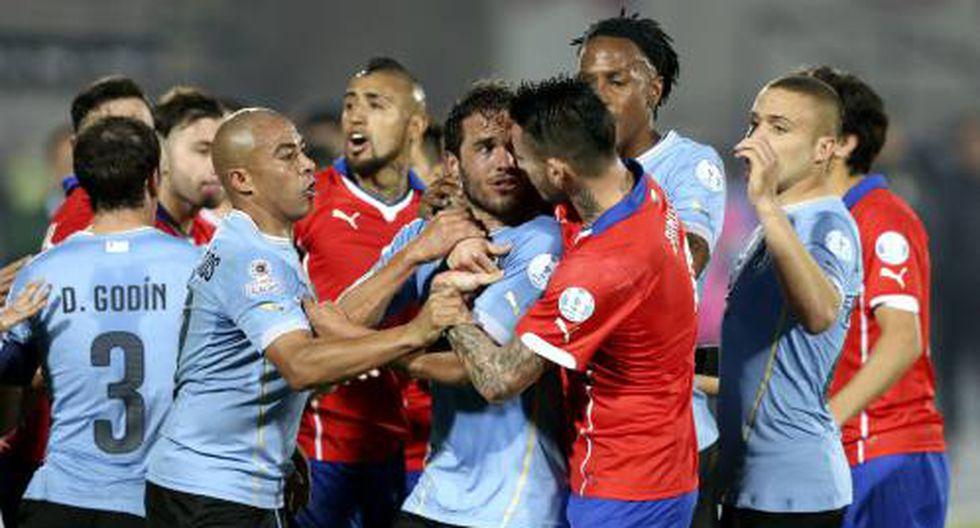 Perú vs. Chile: Uruguay da lección a Chile por burlarse de derrota de Perú