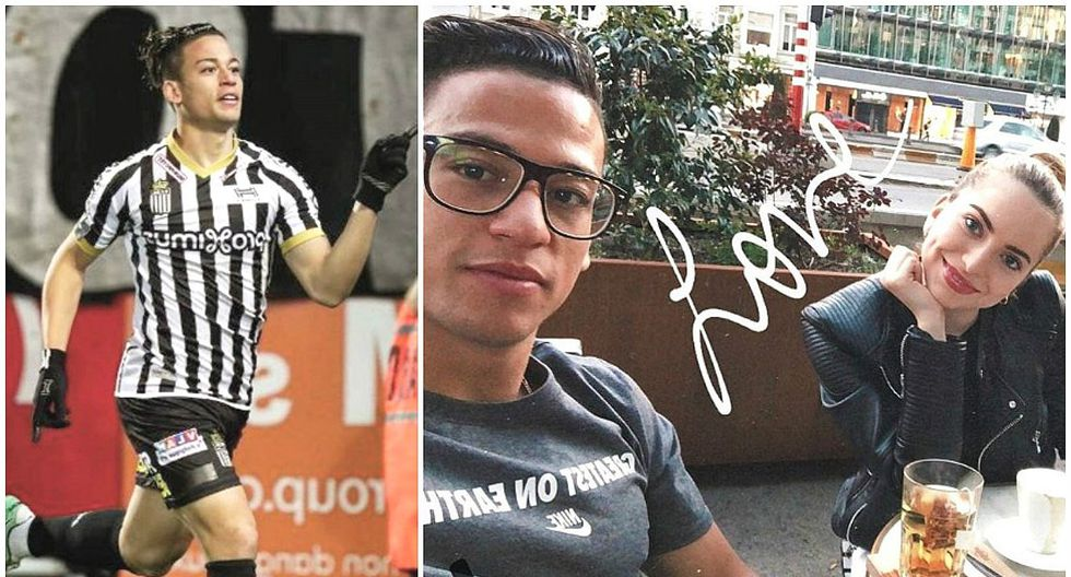 Cristian Benavente: Conoce a Ségoléne, la joven que conquistó al 'Chaval' (FOTOS)