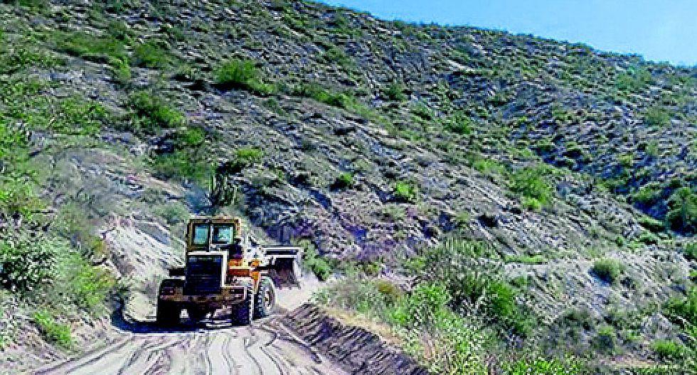 MTC y Provias harán estudios para asfaltar vía Chiguata - Santa Lucía