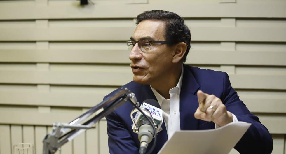 Un miembro de Acción Popular y otro de APP pidieron postergación de elecciones, reveló Martín Vizcarra