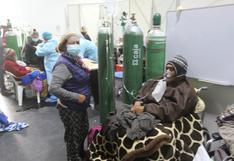Isotanque de oxígeno en Arequipa recién estará listo en un mes