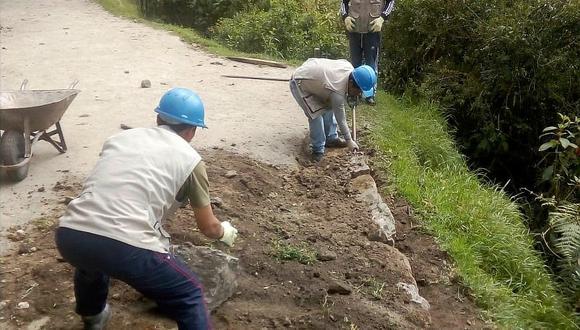 Machu Picchu: Un muerto y dos heridos tras deslizamiento en el Camino Inca (FOTOS)