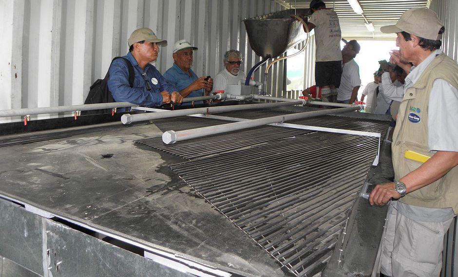 Mineros artesanales son capacitados contra el uso de mercurio