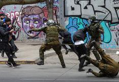 Chile: incidentes entre manifestantes y policías dejaron al menos 18 heridos y 10 detenidos