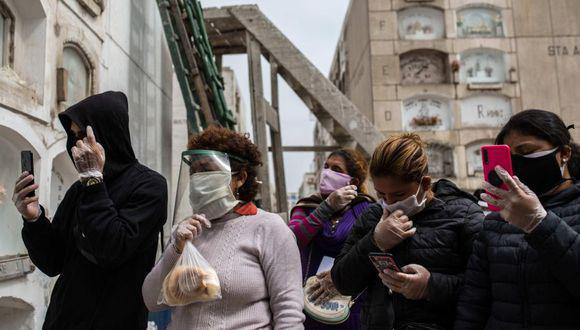 Según el último reporte de decesos a causa de la COVID-19 a nivel nacional, este viernes 30 de abril se registró en total 61 477 víctimas mortales desde que inició la pandemia