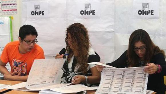 Cursos virtuales están disponibles en la plataforma ONPEDUCA hasta el sábado 10 de abril  (Foto: Andina)