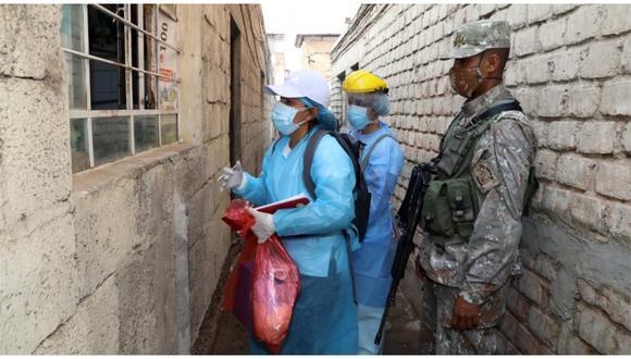 Municipalidad Provincial de Trujillo identificó a más de 270 personas vulnerables que reciben la atención contra el nuevo coronavirus.