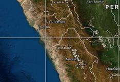 Sismo de magnitud 4 se reportó esta tarde en Áncash