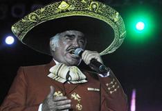 """Vicente Fernández celebra su vigencia musical con el disco """"A mis 80′s"""""""