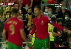 Cristiano Ronaldo anotó dos goles con Portugal en el partido de Eliminatorias frente a Luxemburgo (VIDEOS)