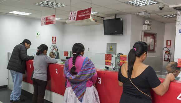 El Gobierno empezó a pagar el Bono 350 a los usuarios de los programas sociales Juntos, Pensión 65 y Contigo. (Foto: BN)
