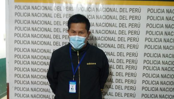Regidor fue detenido en la Comisaría de Ayacucho