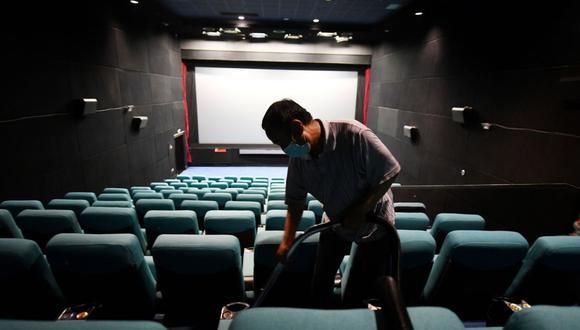 Solo Cinestar y Movietime han optado por abrir sus puertas, pero sin alimentos ni estrenos, por ahora. (Foto: Andina)