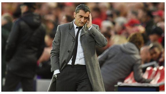 """Técnico del Barcelona: """"Cuando ganan 4-0 no hay que poner excusas"""""""