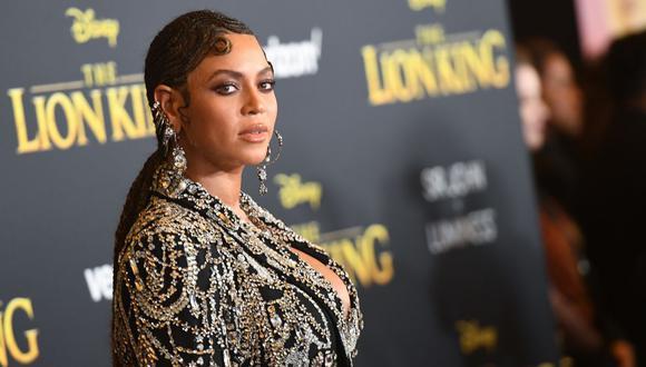 """Beyoncé es aplaudida por la crítica por su nuevo álbum """"Black is King"""" (AFP)."""