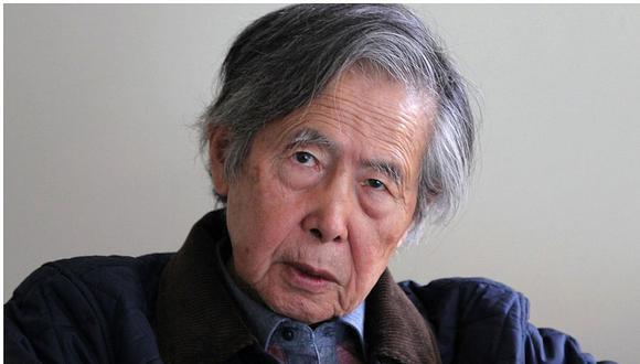Alberto Fujimori (Foto: Archivo Correo)