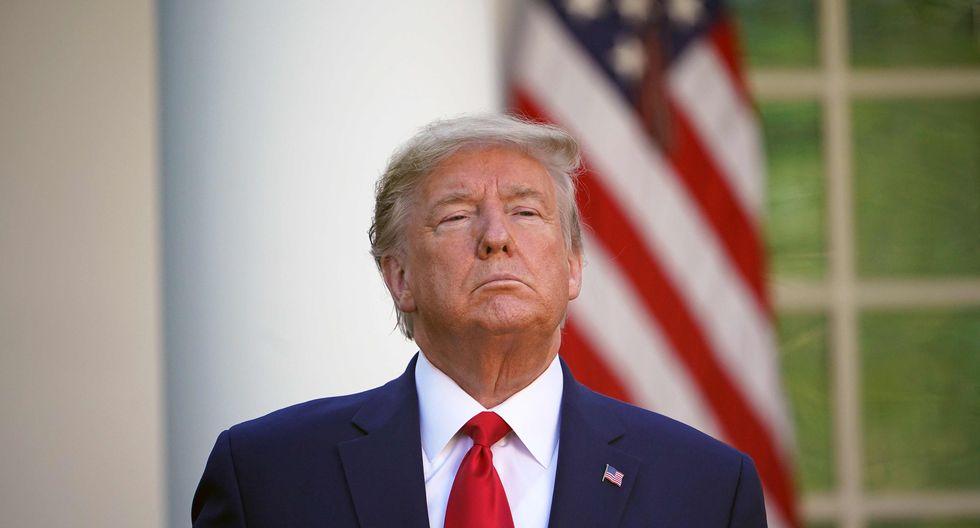 Donald Trump, presidente de Estados Unidos, dijo que su país debe prepararse para tiempos difíciles ante la propagación del coronavirus. (Foto: AFP/Mandel Ngan)