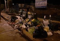 Calles son botaderos en la ciudad de Huancavelica
