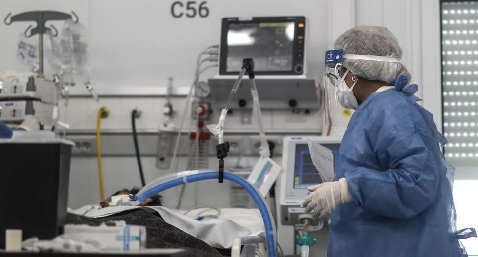 Argentina registra récord diario de muertes por coronavirus