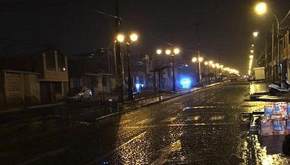 Senamhi pronostica lluvias ligeras en la costa tacneña hasta mañana