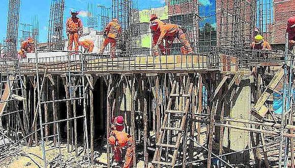 Nuevamente empresa contructora no paga a sus trabajadores en Lampa