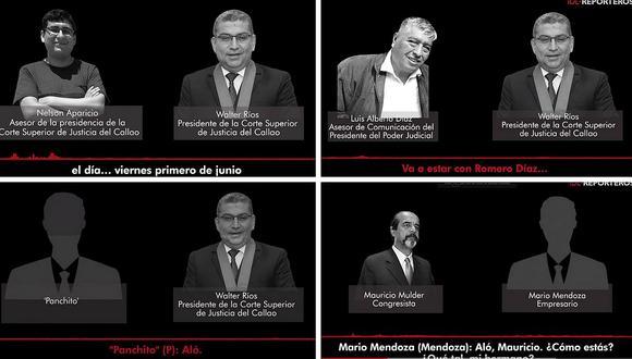 Conoce los 36 audios de la presunta corrupción en el CNM