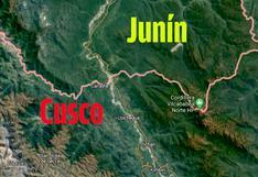 Cusco acusa a Junín de querer invadir territorio en su zona ceja de selva