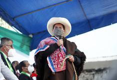 """Pedro Castillo a Perú Libre: """"Escuchemos a todos, dejemos escuchar a cada uno de nosotros"""""""