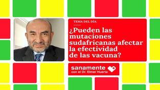 El doctor Elmer Huerta responde a una inquietud sobre la COVID-19