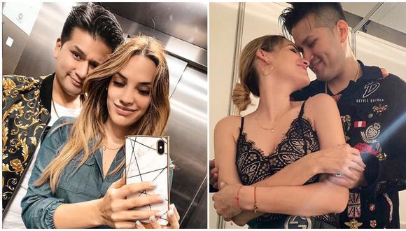Deyvis Orosco habló sobre cómo pasa la cuarentena junto a su novia Cassandra Sánchez de Lamadrid. (Foto: Instagram)