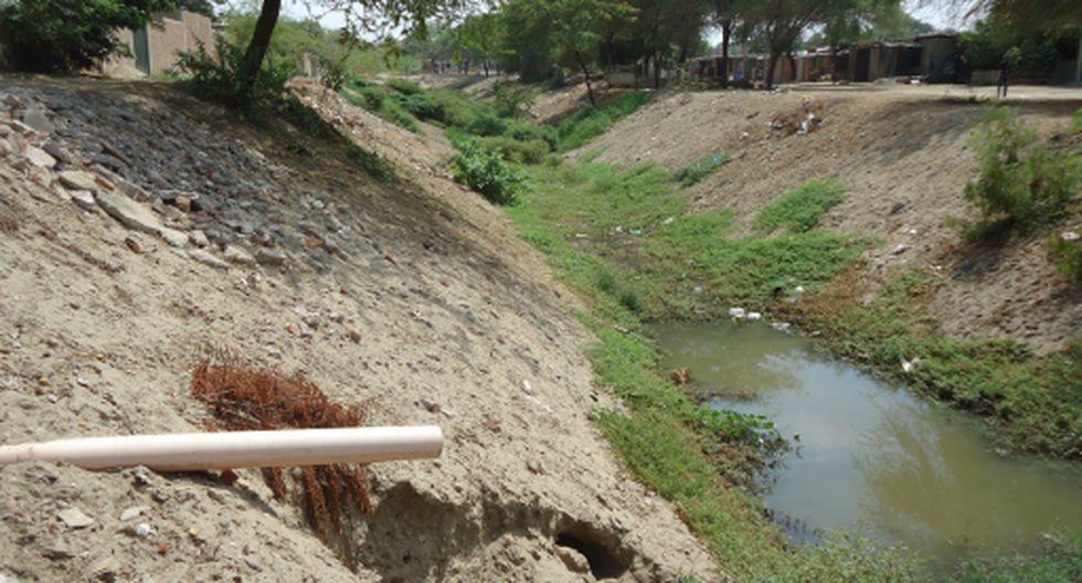 Piura: Iniciarán ejecución de Dren Pluvial en Bellavista