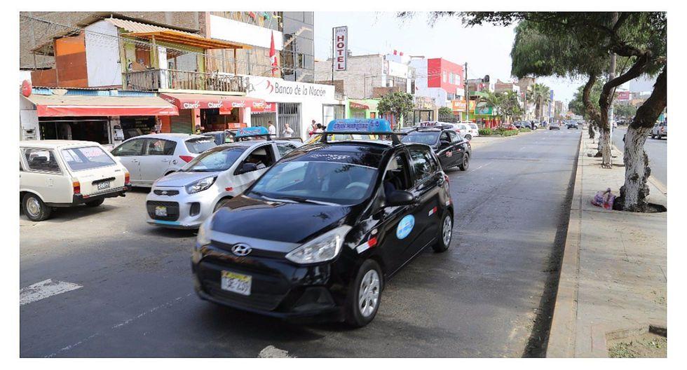 Más de 1,700 vehículos se inscriben mensualmente en La Libertad