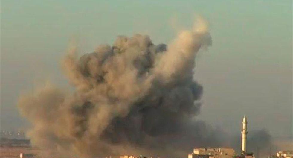 "Siria advierte a Estados Unidos que no ataque sino ""hará arder todo Oriente Medio"""