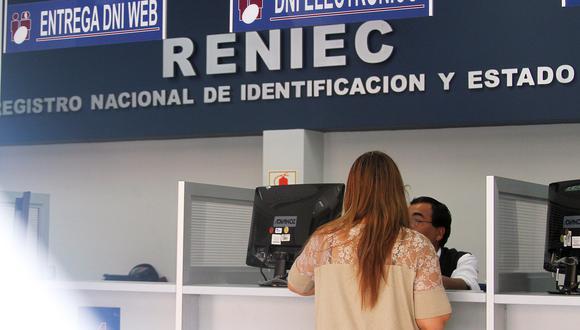 El Reniec deberá inscribir a Jenny Trujillo y Darling Delfín como madres de su menor hijo.  (Foto de archivo: GEC/ Karina Mendoza)