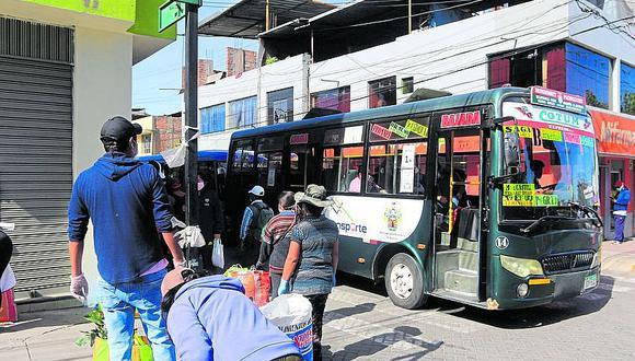 Subsidio de gasolina para transportistas está estancado